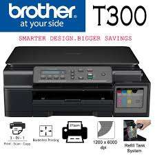 BROTHER PRINTER DCP T300 DRIVERS FOR WINDOWS XP