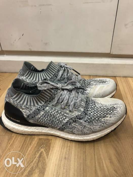 new product 99991 5d74d adidas ultra boost ultraboost uncaged oreo sz 10.5 not yeezy nike ...