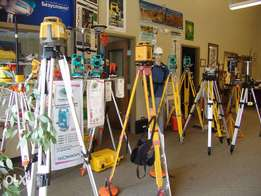Bipod for Total Station Pole