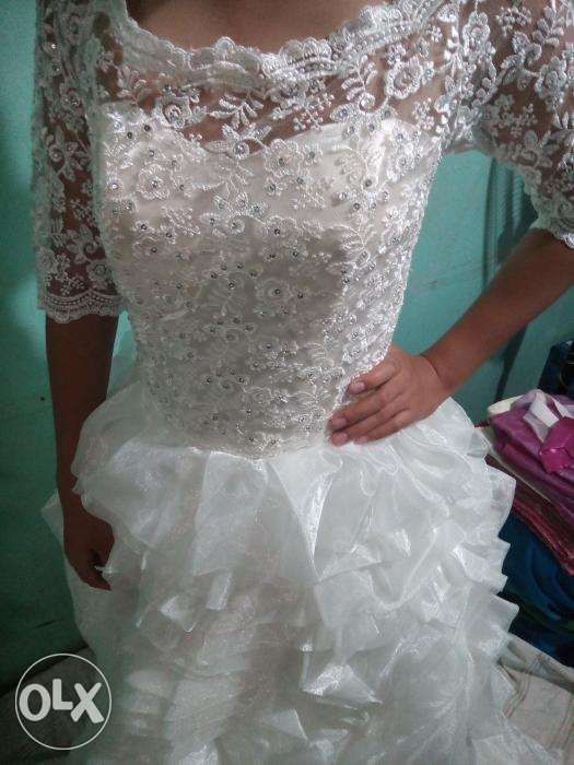 Wedding Gowns Mens Suits Barongs And Dress For Sale Or Swap In
