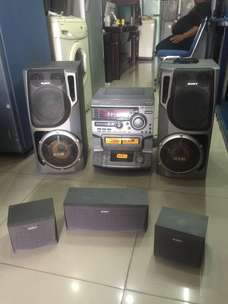 Home Theater Sony DSW, 4000 W Pmpo, Mp3, Bluetooth, Suara Luar Biasa