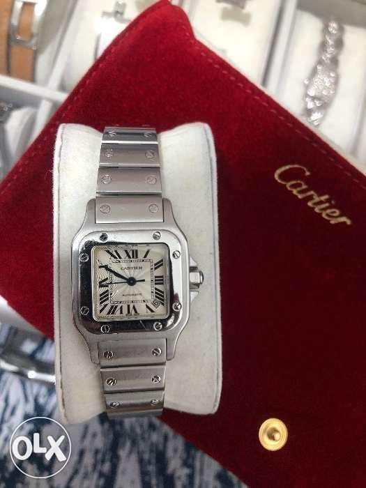 6e4d79545ad Cartier Santos · Cartier Santos ...