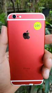 iphone 6s 16 gb Red edition
