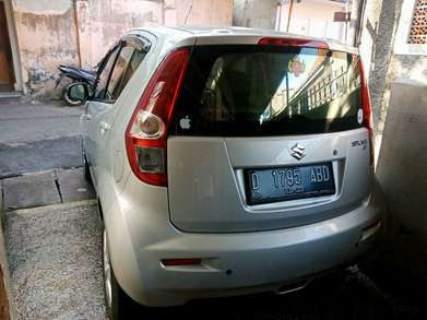 jual suzuki splash th 2013/14 metic