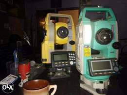Sokkia Total Station Model CX-105 Made in Japan Complete Set