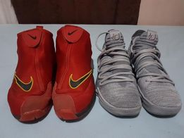 sneakers for cheap 85a5c be7c8 Nike KD 10 Wolf Grey and Nike Air Zoom Flight The Glove