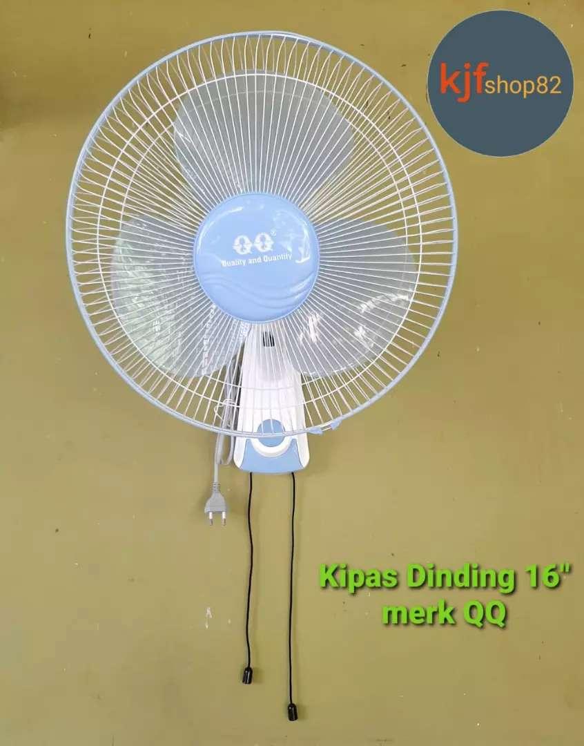 Kipas Angin Wall Fan 16 Inch Qq Lain Lain 814952868