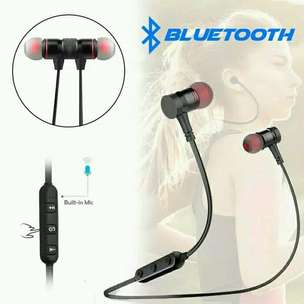 headset bluetooth m9 magnetic