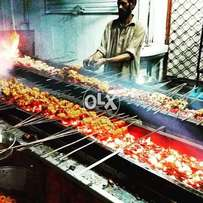 Baba Jamal tikka shop provide a home service Availble 45 years old shp