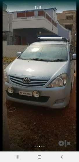 Toyota Innova In Erode Free Classifieds In Erode Olx