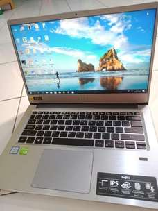 Laptop acer swift day 3 intel core i3 2017
