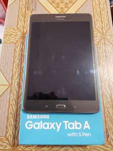 samsung tab A 8 with Spen