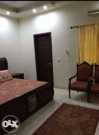 Furnished new room johar town