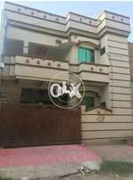 5 Marla 1.5 story house is available for sale