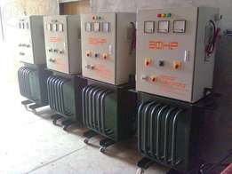 3 Phase Automatic voltage regulator Individual Phase Controller
