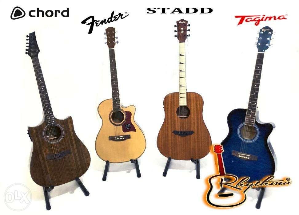 Brand New Chord Fender Stadd Tagima Guitars in San Pedro, Laguna ...