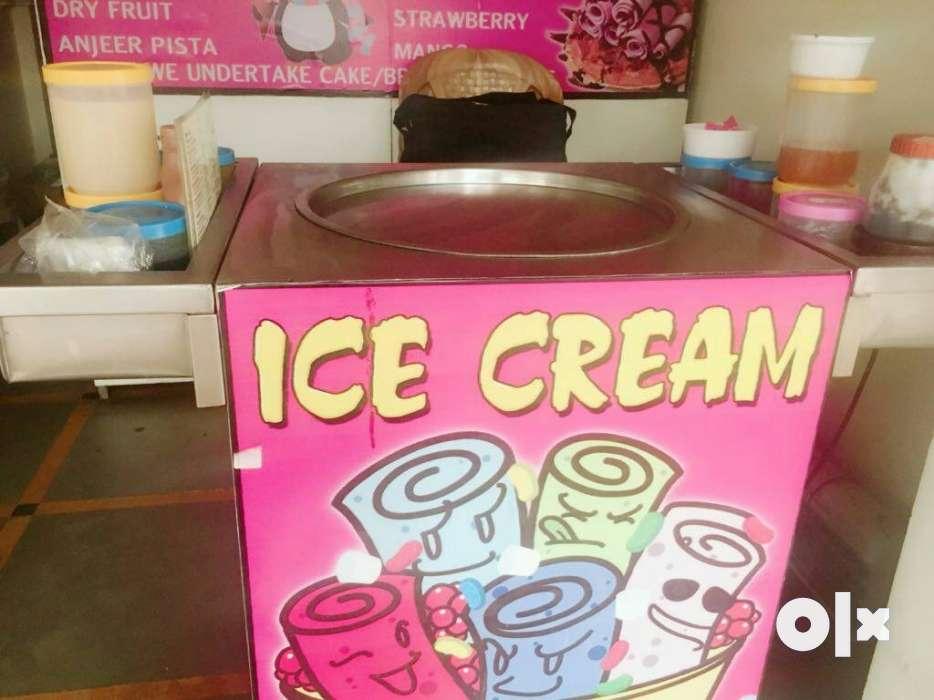 Tawa roll icecream make fresh icecream rolls thane furniture show only image tawa roll icecream make ccuart Image collections