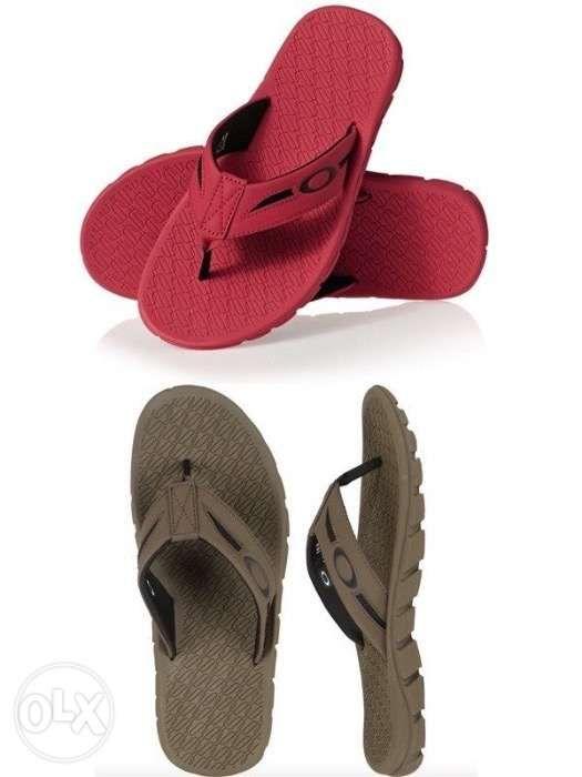 d50f9942d94 AUTHENTIC Oakley Operative Sandal 20 Flip Flops Footwear Men in San ...