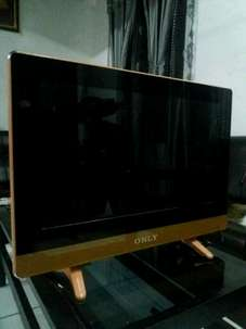 Tv led 22inc bisa monitor laptop