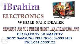43 Inch Samsung Ultra Slim LED TV LED with warranty