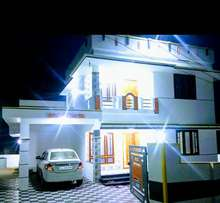 Beautiful 6 cent 3 bhk attached good location
