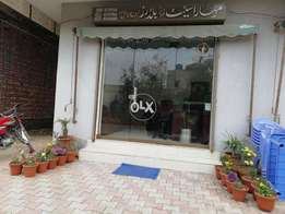 10 Marla Lower portion for Rent in canal Gardens Lahore.