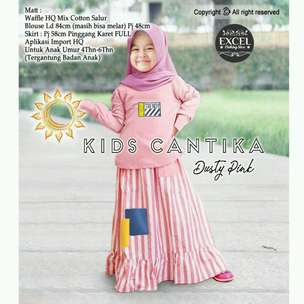 Kids cantika set by Excel