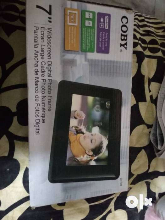 NEW Coby digital photo frame - Ludhiana - Furniture - Glada Sector 32