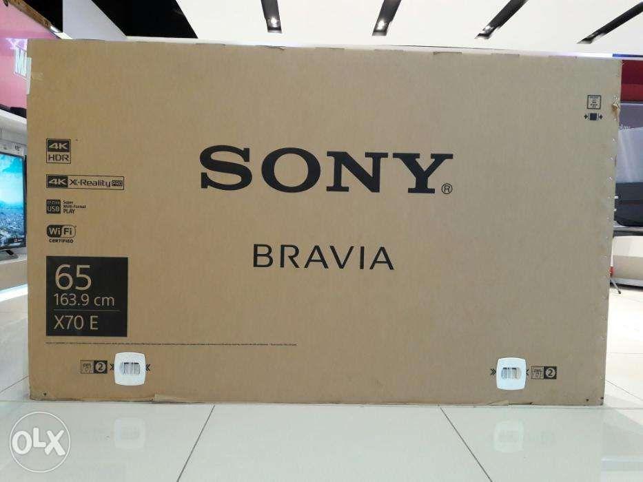 65x8500e Sony Smart 4k Tv In Makati Metro Manila Ncr Olxph