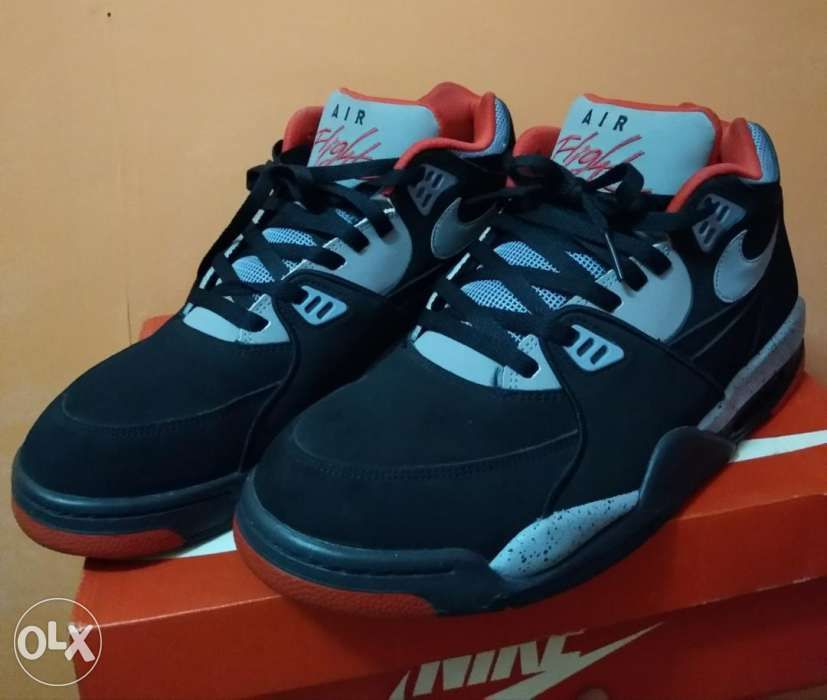 outlet store c2133 c130a Nike Air Flight 89 Bred ...