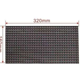 LAMPU LED P10 RED Module 32x16 out door