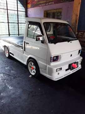 960 Modif Mobil Carry 10 Pick Up Terbaru