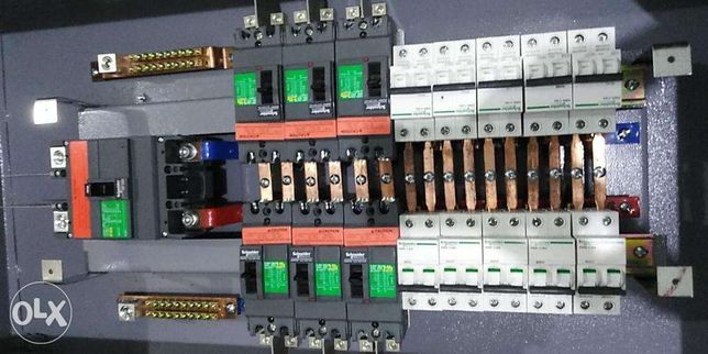 Panel Board Pull Box Wire Gutter Cable Tray Control Box