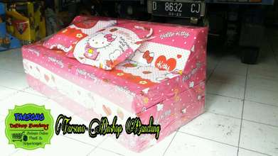 kasur busa sofa bed ukuran 120x180x10 hello kitty | Tarsono Dnshop