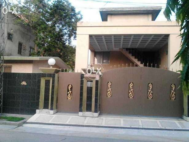 10marla lower portion2bed dd tvl store kitchen for rent in johar town