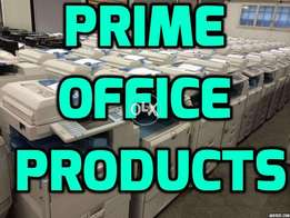 Photocopier international brands available on Prime Office Products