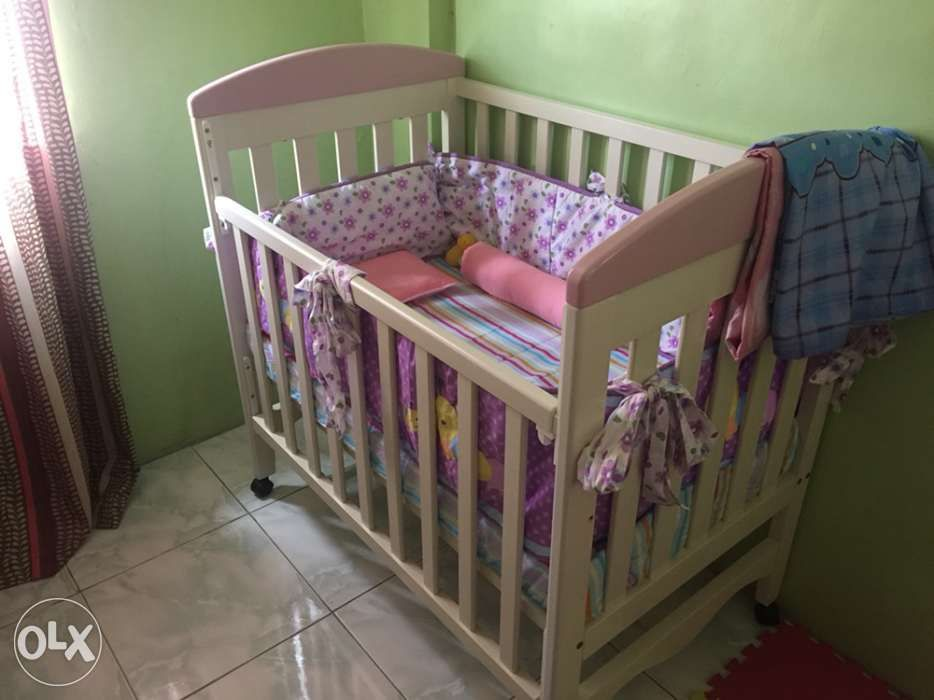 2e Hands Babykleding.Baby Crib 2nd Hand In Lapu Lapu City Cebu Olx Ph