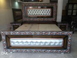 New double bed with poshish 0002