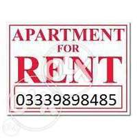 Islamabad Family Flat for rent