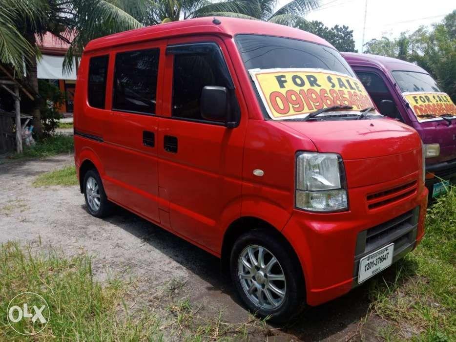 a331de16eb Suzuki Every Wagon AT 4X4 in Koronadal City