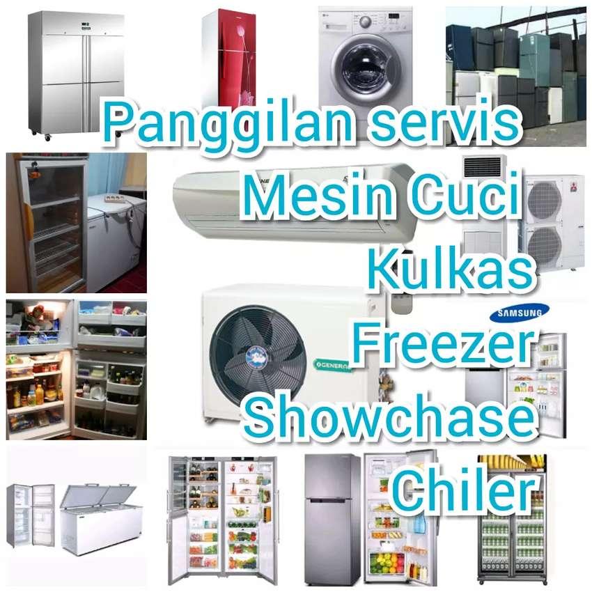 Pusat Servise Kulkas Mesin Cuci Ac Jasa 753166698
