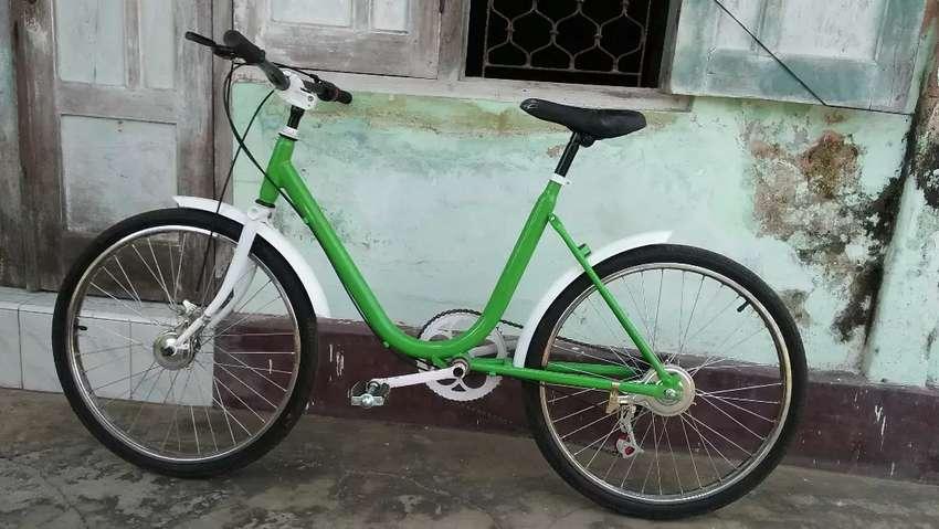 Sepeda Letter U Phoenix Ukuran 24 Modifikasi Sepeda Aksesoris 800218058
