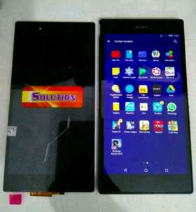 lcd+touchscreen Sony Z Ultra #SOLUTION