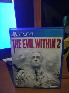 Jual BD PS 4 Evil Within 2 Reg 3