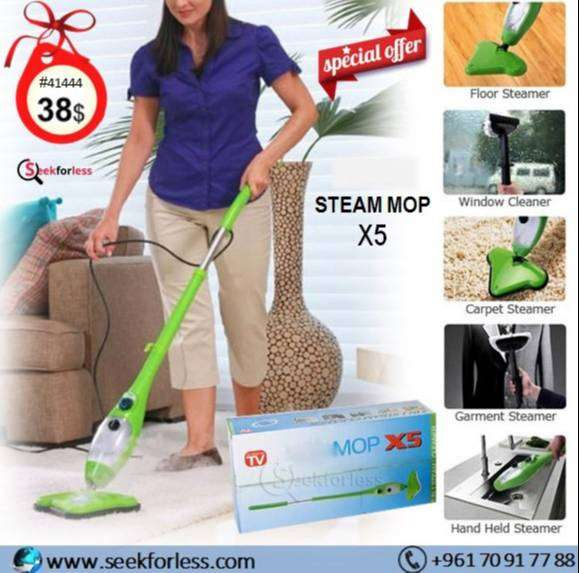 Sliders Carpet Glider for The H2O X5 Steam Mop Cleaner /…