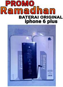 baterai batrey Iphone 6 plus original