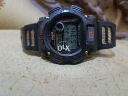 Casio Dw-8800 Data Memory G-SHOCK Resistant Watch Morse Code