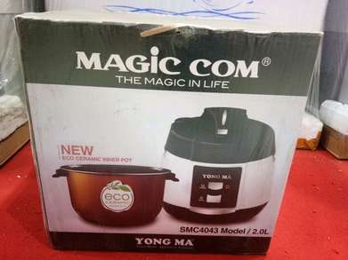 Magic Com Yongma