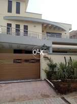 Ground portion (for rent) in Bahria town phase 5 good condition.