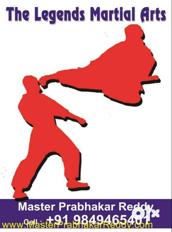 Kick Boxing Summer Camp Nellore Karate Dojo Indian Kung-fu